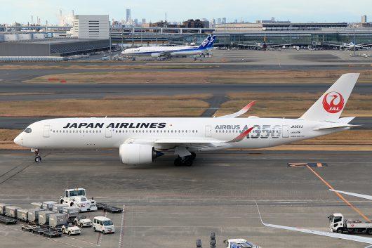 JL/JAL/日本航空 JL307 A350-900 JA02XJ
