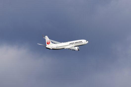 JL/JAL/日本航空 JL257 B737-800 JA340J
