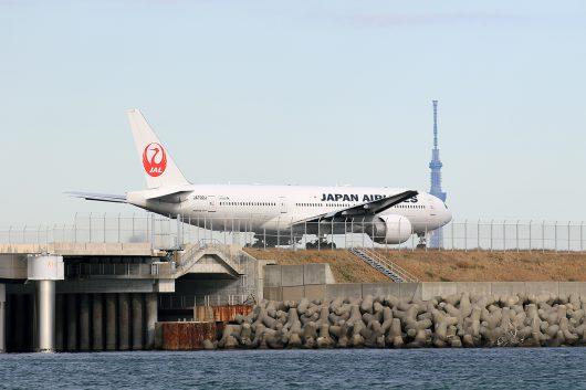 JL/JAL/日本航空 JL81 B777-200ER JA702J