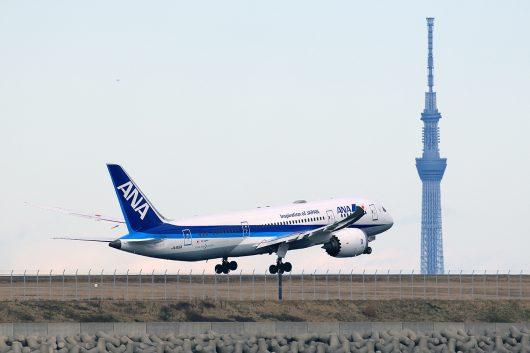 NH/ANA/全日空 NH969 B787-8 JA815A
