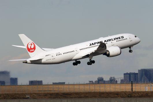 JL/JAL/日本航空 JL113 B787-8 JA847J