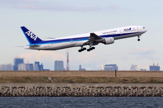 NH/ANA/全日空 NH469 B777-300 JA751A