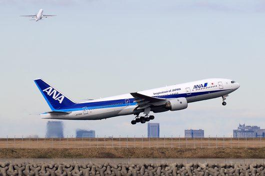NH/ANA/全日空 NH963 B777-200 JA704A