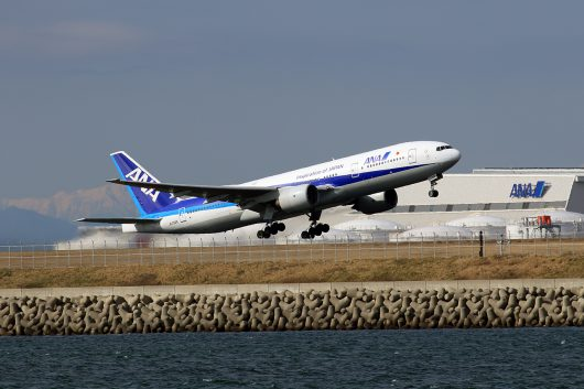 NH/ANA/全日空 NH249 B777-200 JA702A