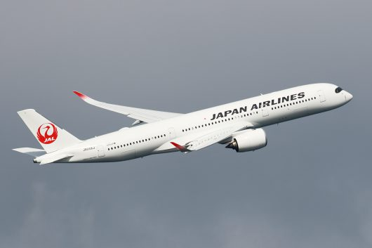 JL/JAL/日本航空 JL345 A350-900 JA05XJ