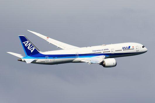 NH/ANA/全日空 NH847 B787-9 JA893A
