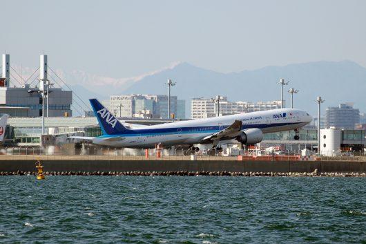 NH/ANA/全日空 NH223 B777-300ER JA791A