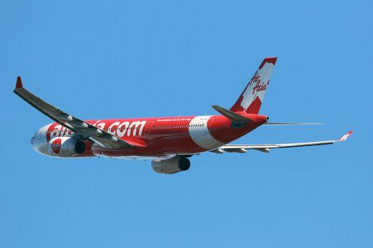XJ/TAX/タイ・エアアジア・X XJ601 A330-300 HS-XTE