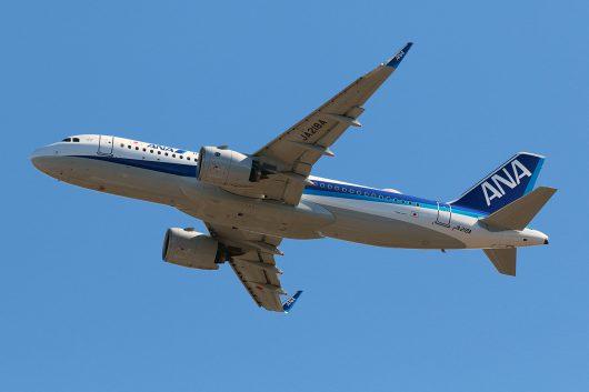 NH/ANA/全日空 NH935 A320Neo JA218A