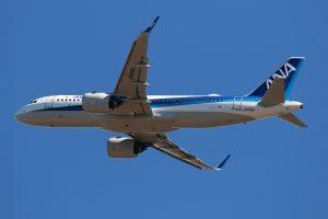 NH/ANA/全日空 NH929 A320Neo JA215A