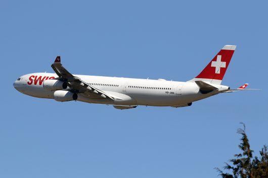 LX/SWR/スイス国際航空 LX161 A340-300 HB-JMA