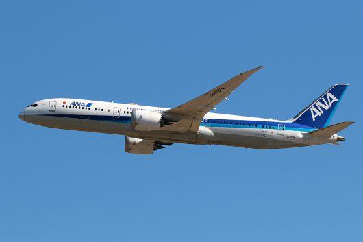 NH/ANA/全日空 NH209 B787-9 JA891A