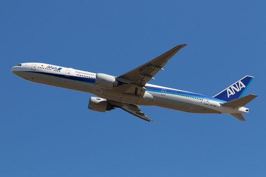 NH/ANA/全日空 NH174 B777-300ER JA778A