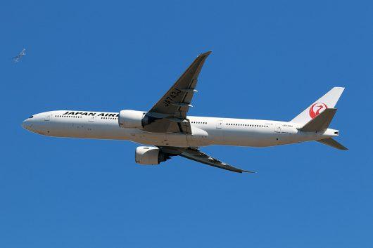JL/JAL/日本航空 JL10 B777-300ER JA743J