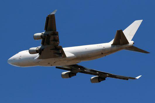5Y/GTI/アトラス航空 5Y2617 B747-400F N407KZ