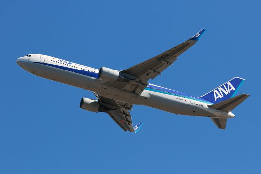 NH/ANA/全日空 NH813 B767-300ER JA619A