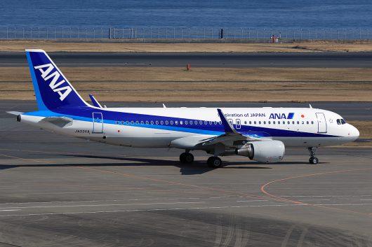 NH/ANA/全日空 A320 JA03VA