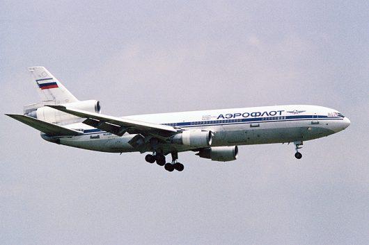 SU/AFL/アエロフロートロシア航空 DC10-30F