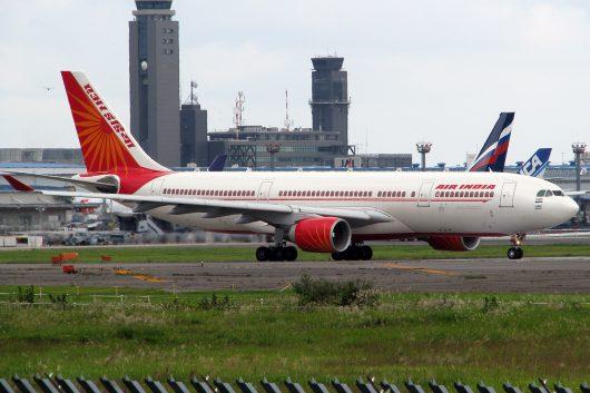AI/AIC/エアーインディア A330-200 VT-IWB