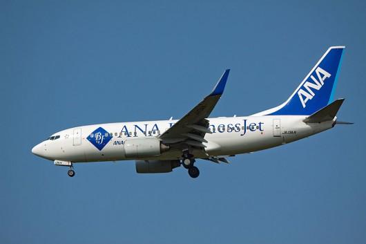 NH/ANA/全日空 B737-700 JA13AN