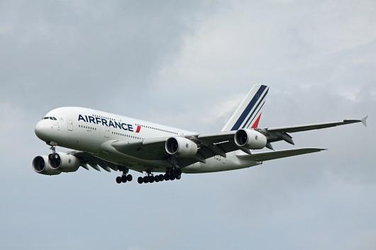 AF/AFL/エールフランス航空 A380