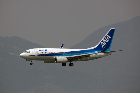NH/ANA/全日空 B737-700 JA09AN