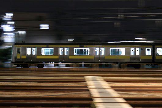 ガラガラなJR線