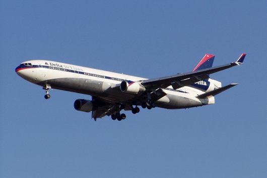 DlLDAL/デルタ航空 MD-11