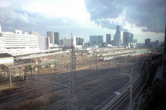 あり日の東京機関区
