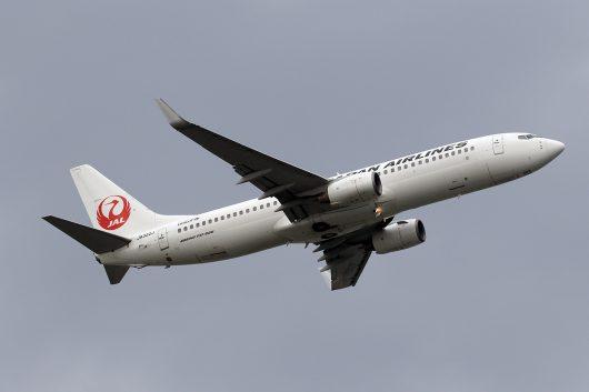 JL/JAL/日本航空 JL239 B737-800 JA322J