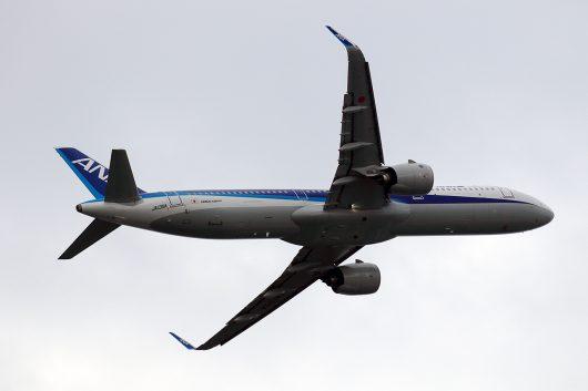 NH/ANA/全日空 NH35 A321Neo JA139A
