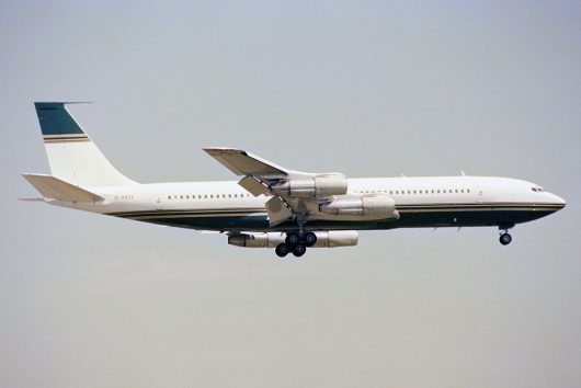N88ZL Boeing 707-330B Biz-Jet