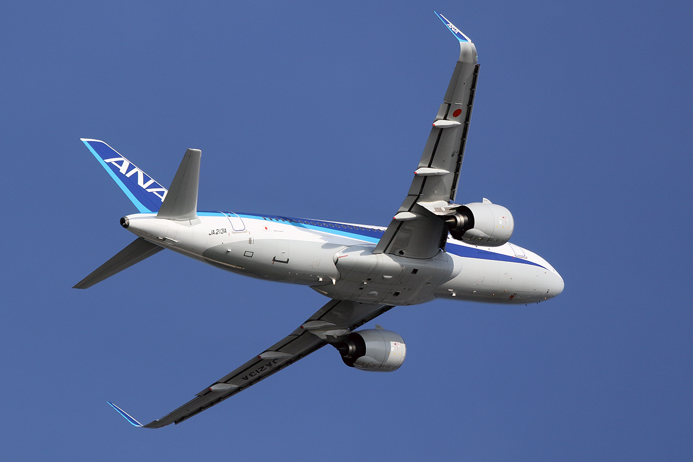 NH/ANA/全日空 NH567 A320Neo JA213A