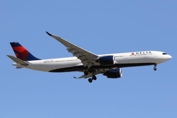DL/DAL/デルタ航空 DL167 A330-900 N405DX