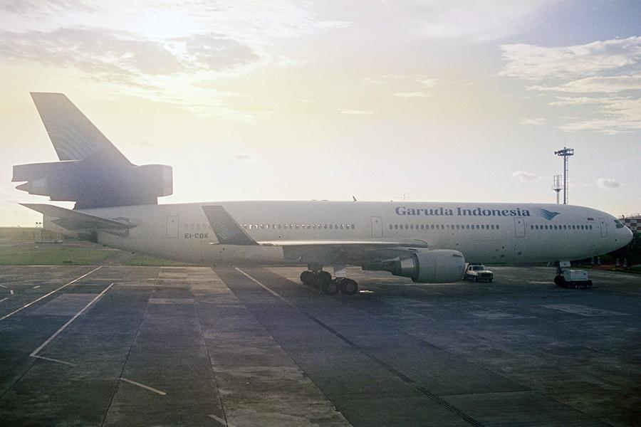 GA/GIA/ガルーダ・インドネシア航空 MD11 EI-CDK
