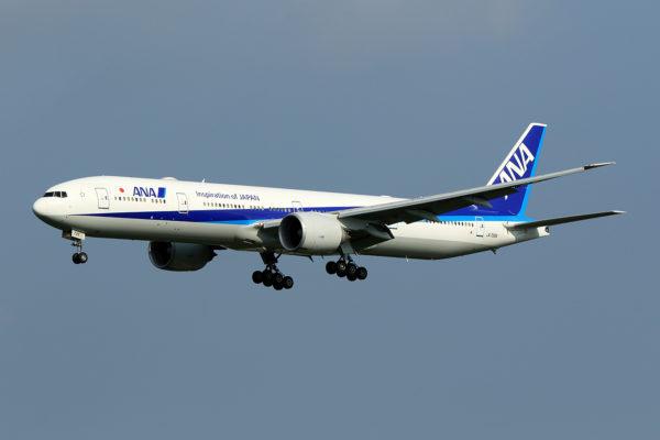 NH/ANA/全日空 NH11 B777-300ER JA735A