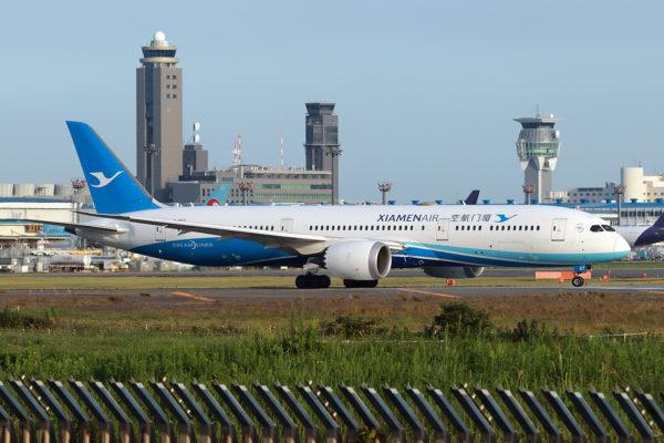 MF/CXA/廈門航空 MF810 B787-9 B-1567MF/CXA/廈門航空 MF810 B787-9 B-1567