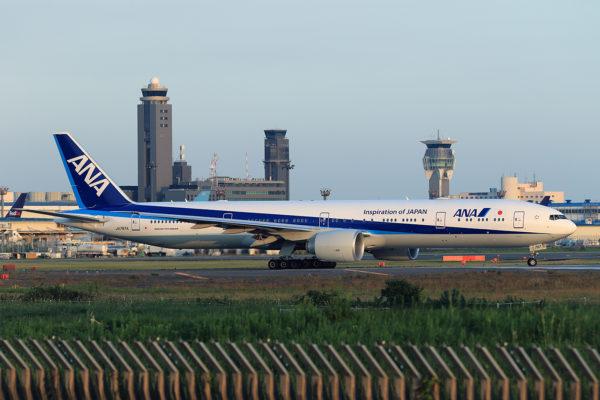 NH/ANA/全日空 NH10 B777-300ER JA797A