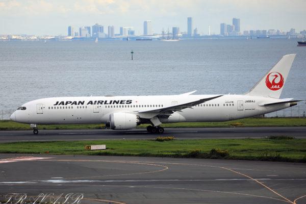 JL/JAL/日本航空 JL47 B787-9 JA864J
