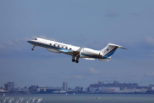 Biz/0/海上保安庁  Gulfstream  JA501A