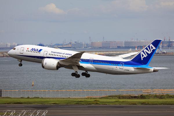 NH/ANA/全日空 NH61 B787-8 JA816A