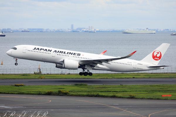 JL/JAL/日本航空 JL513 A350-900 JA06XJ