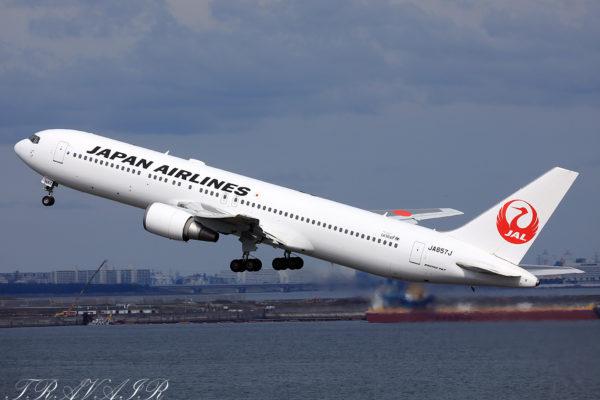 JL/JAL/日本航空 JL543 B767-300ER JA657J