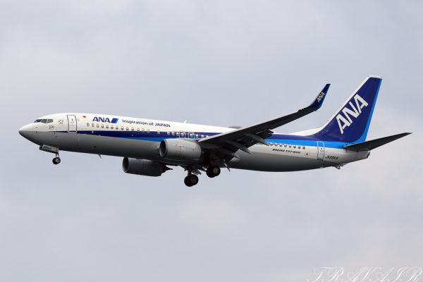NH/ANA/全日空 NH1894 B737-800 JA88AN