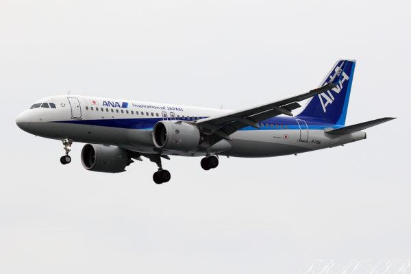 NH/ANA/全日空 NH656 A320Neo JA219A