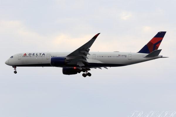 DL/DAL/デルタ航空 DL275 A350-900 N501DN