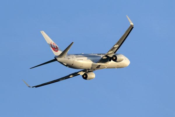 JL/JAL/日本航空 JL483 B737-800 JA339J