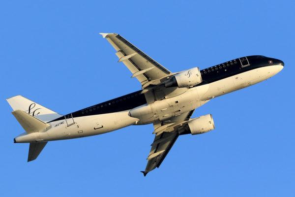 7G/SFJ/スターフライヤー 7G25 A320 JA07MC