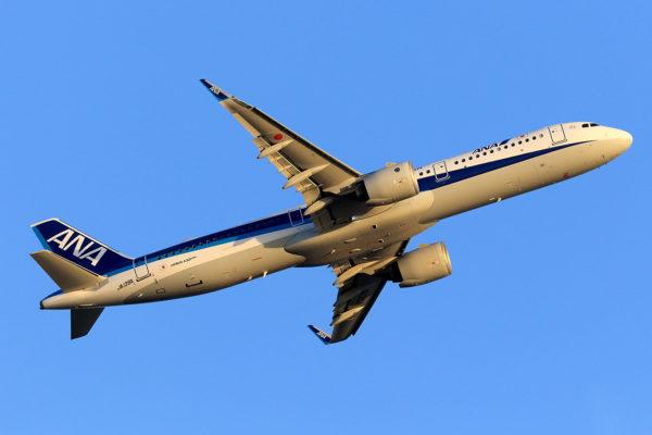 NH/ANA/全日空 NH797 A321Neo JA139A