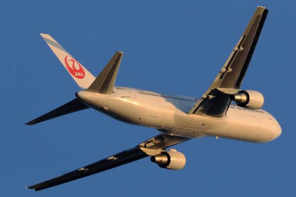 JL/JAL/日本航空 JL461 B767-300ER JA653J